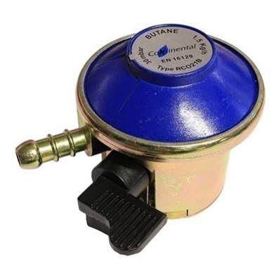 Butane Low Pressure Regulator 1.5kg/hr 21mm