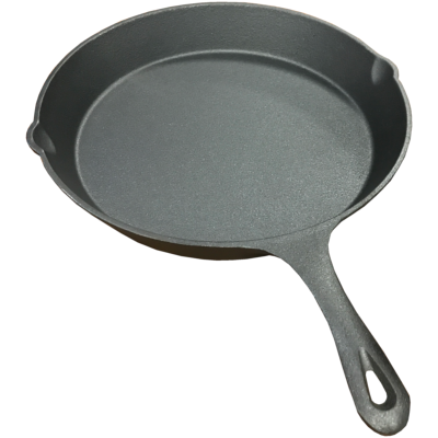 Cast Iron Frying Pans, Skillets and Griddles
