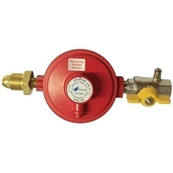 LOW PRESSURE PROPANE REGULATOR WITH TEST POINT