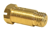 BRASS M8 MALE LOW PRESSURE TEST POINT PACK OF 30